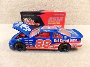 New 1996 Racing Champions 1:24 Diecast NASCAR Dale Jarrett Quality Care Bank