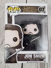 Funko Pop Game of Thrones Jon Snow #07 Edition 2