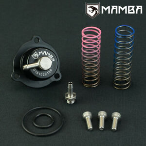 MAMBA Blow-Off Valve BOV By Pass For Saturn Sky Redline Dual Port