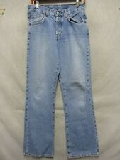 D7377 Lucky Brand USA Made Killer Fade Low Rise Flare Jeans Women's 29x31