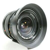 Minolta MD Zoom 24-35mm F3.5 with Hood UK Fast post