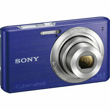 Sony Cyber-shot 14.1 Mega Pixels Steady Shot DSC W610 Digital Camera Color Blue