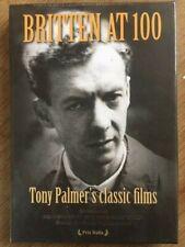 4 dvd box tpdvdbox4 5060230862439 britten at 100 tony palmer's films sealed