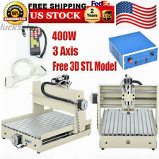 3 Axis 3040 Engraver Cnc Router Engraving Milling Machine Desktop With Remote