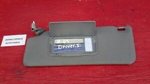 2007-2009 Acura MDX Front Left Driver Side Sun Visor Sunvisor OEM