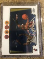 2008-09 Topps Chrome Basketball Dwayne Wade #100 Mint Miami Heat D-Wade