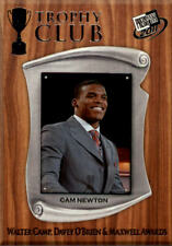 2011 Press Pass Football #54 Cam Newton Trophy Club