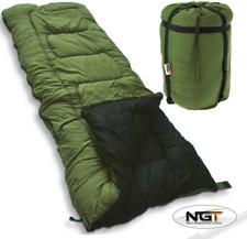 NGT 5 Season Sleeping Bag Winter Carp Fishing Camping Outdoor Very Warm Tackle
