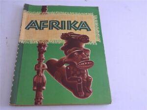 Zigarettensammelbilderalbum  Afrika+ Amerika + Australien komplett  siehe Bilder