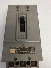 Used Westinghouse Hf3090 600 Vac 90 A 3 Pole Circuit Breaker (B32)