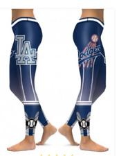 Los Angeles Dodgers 2XL Women's Leggings