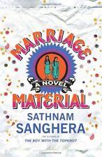 Marriage Material,Sathnam Sanghera