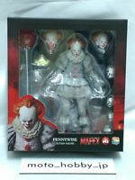 Medicom Toy PENNYWISE IT Action Figure Mafex No.93 160mm from Japan