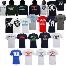 NFL Tshirts Fan T-Shirt Fanshirt Herren Shirt Football AUSVERKAUF!!!RESTSTÜCKE