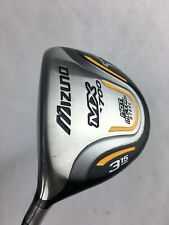 Mizuno Golf Club MX-700 15* 3 Wood  Stiff Graphite Very Good - Left handed