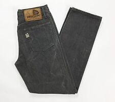 Americanino W29 tg 42 43 jeans uomo vintage straight boyfriend grigio T1223