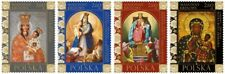 POLEN 2018 Set Madonnas of the Eastern Borderlands(2018; Nr kat.:4857-4860