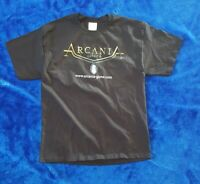 ARCANIA GOTHIC 4 Video Game Launch Promo T-Shirt Size Large