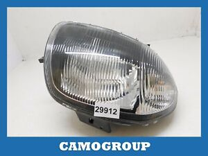 Light Projector Front Right Headlight Renault Clio 2