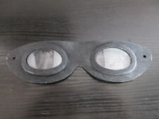 Zubehör Systemmaske Studio Gum Rubbers Finest Latex Brille schwarz Gummi Rubber