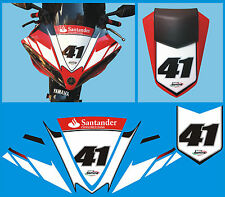 cupolino e monoposto Yamaha R1 2008 Rep. Haga - adesivi/adhesives/stickers/decal