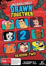 Drawn Together : Season 2 (DVD, 2010, 2-Disc Set)