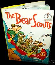 The Berestain Bear Scouts 1967 1st ED.
