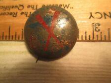 Vtg 1964 Minnesota Twins Crane Potato Chips Baseball Pin nr