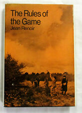 The Rules of the Game A Film by Jean Renoir Classic Film Scripts 17 Hardcover/DJ