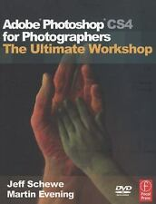 NEW - Adobe Photoshop CS4 for Photographers: The Ultimate Workshop