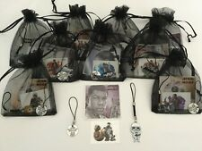 Star Wars Pre Filled Party Bags, Cord Charm, Sticker & Tattoo, Gift, Filler