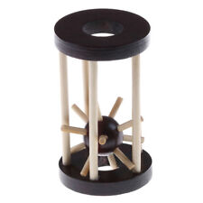 Wooden Intelligence Toy Ming Lock Take out Spiked Ball Brain Teaser Toy P&C