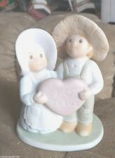 Circle of Friends Figurine I Love Jesus 1994