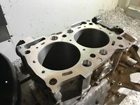 Subaru CNC closed deck service for EJ257 - You will need to send in your core!