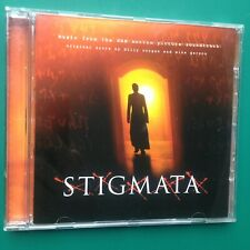 STIGMATA CD David Bowie Imbruglia Björk Gabriel Byrne Billy Corgan Film Score 99