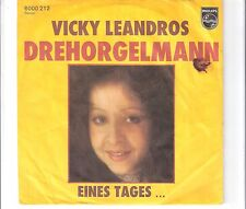 VICKY LEANDROS - Drehorgelmann   ***Aut - Press***