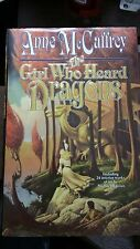 The Girl Who Heard Dragons by Anne McCaffrey (1994, Hardcover)