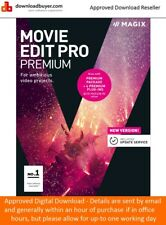 MAGIX Movie Edit Pro 2018 Premium - for Windows - (Approved Digital Download)