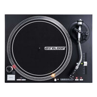 Reloop RP-4000 Mk2 Direct Drive DJ Turntable - Black