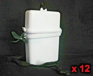 Wholesale Job Lot 12 x Waterproof Camping Floating Box, Storage Container Case
