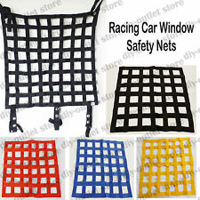 Window Net Racing Safety Equipment Accessories Car Rally Motorsports Heavy Duty