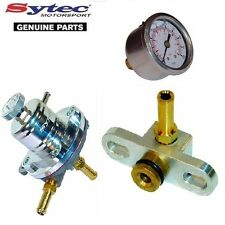MSV FUEL PRESSURE REGULATOR + FUEL GAUGE KIT MITSUBISHI EVO 4 5 6 7 8 9