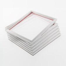 6x 61T Siebdruckrahmen 61x51cm A3+   Siebdruck Rahmen Sitodruk Serigrafia