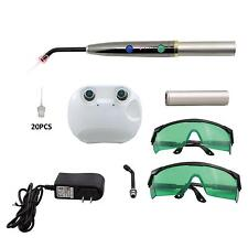 Handy PAD Light Dental Heal Laser Diode Pain Relief Device w/Protective Glasses