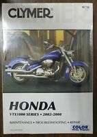New Clymer Honda Maintenance Manual 03-09 VTX1300 Series M231