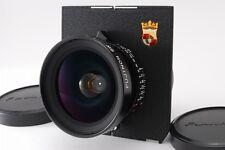 【 MINT 】 Fuji Fujinon SW 90mm F/8 Fujifilm Large Format Lens from Japan 250