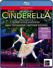 Sergei Prokofiev: Cinderella [New Blu-ray]