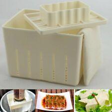 Tofu Press Mold Mould Maker DIY Cheese Homemade Soybean Curd Plastic Kit Tool