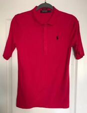 $98 New Polo Golf Ralph Lauren Golf Tailored Fit Polo T-Shirt 💯Pima Cotton Pink
