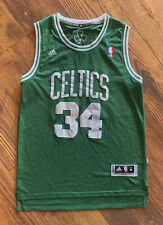 "New listing Adidas Boston Celtics Paul Pierce Jersey Mens Medium Length +2"""